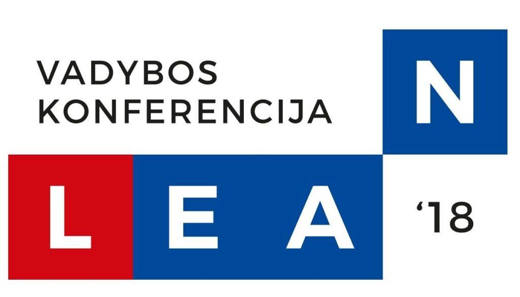 Lean vadybos konferencija 2018